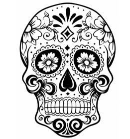 mexican-sugar-skull-coloring-pages
