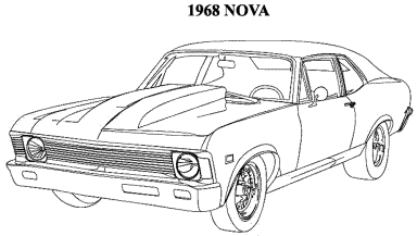 muscle-car-coloring-pages