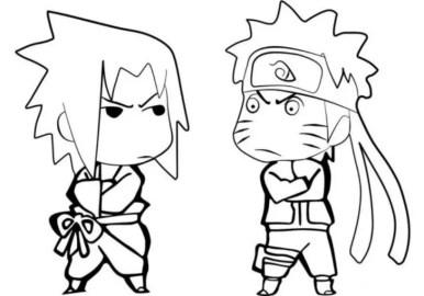 narito-sasuke-cute-coloring-pages