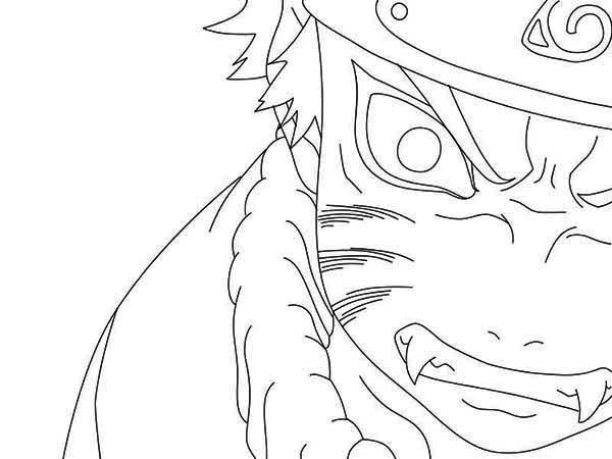Printable Naruto Coloring Pages to Get Your Kids Occupied