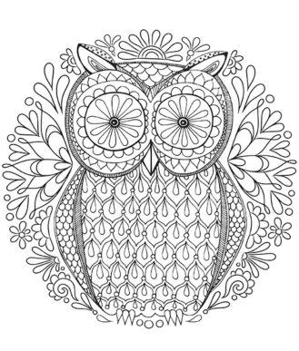 owl-coloring-pages-for-adults-hard