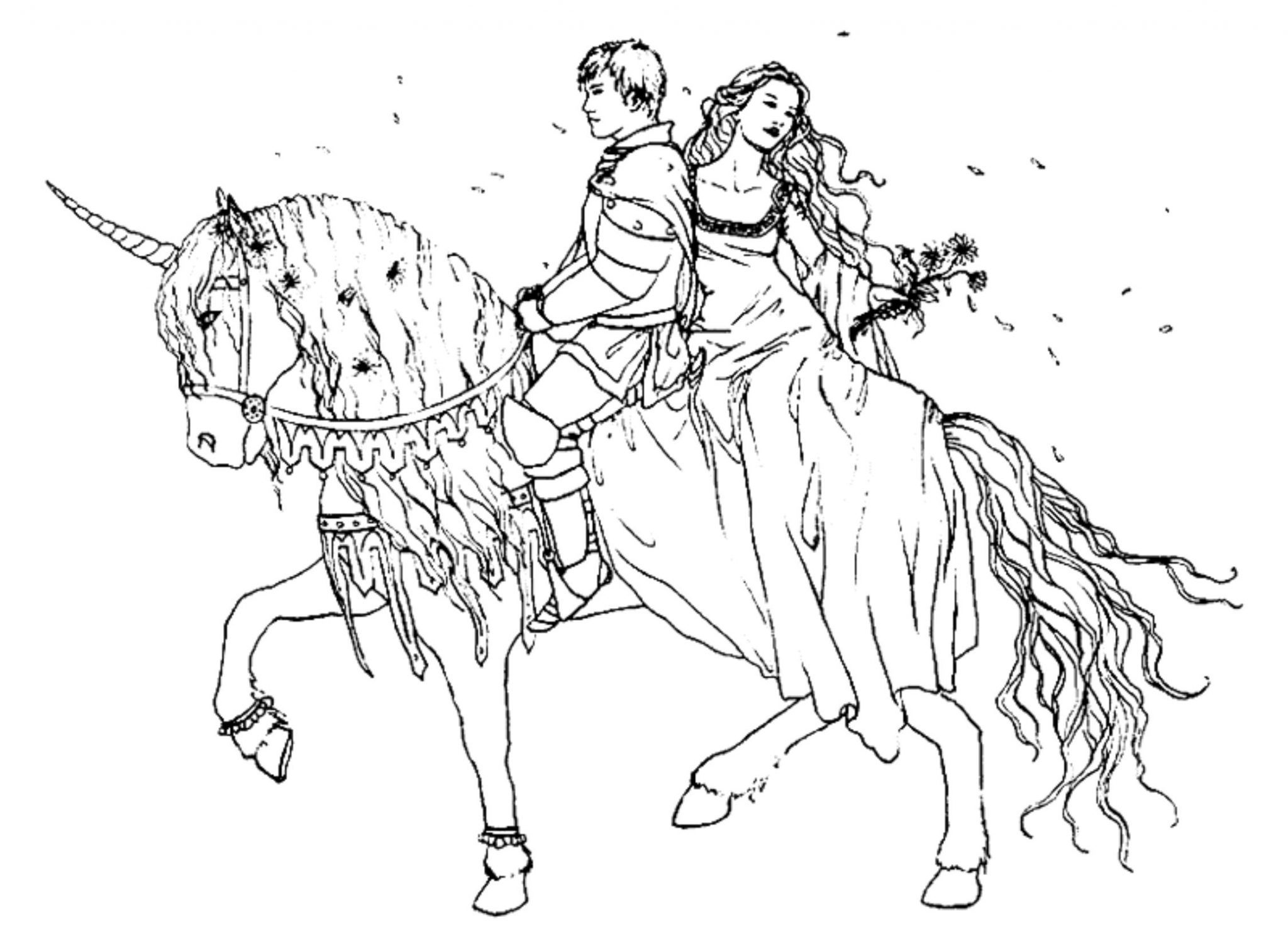 Print Download Princess Coloring Pages Support The Child