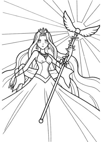 princesses-coloring-pages