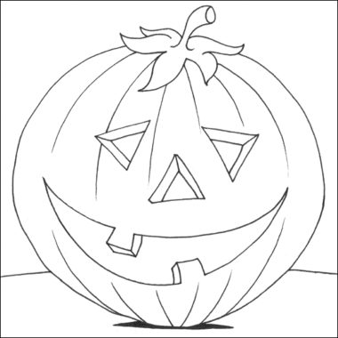 single-pumpkin-coloring-pages-preschoolers-