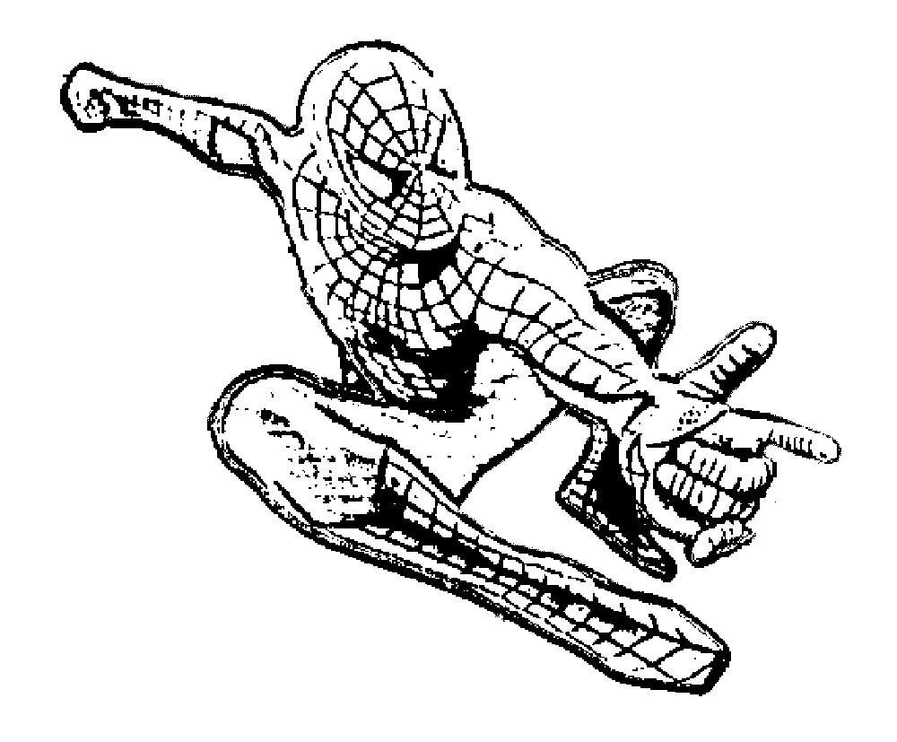 Spiderman 3 Coloring Pages Online Bestappsforkids