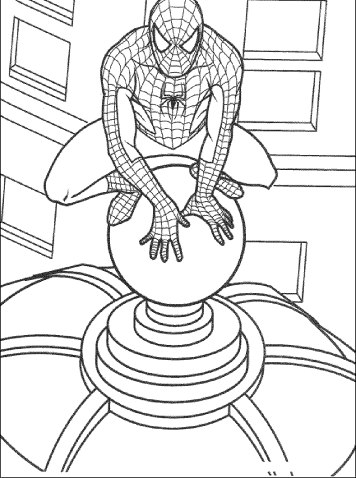 spiderman-coloring-pages-for-kids-printable