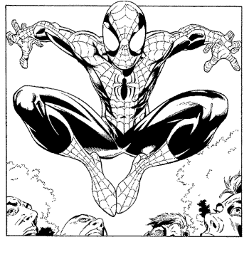 spiderman-venom-coloring-pages