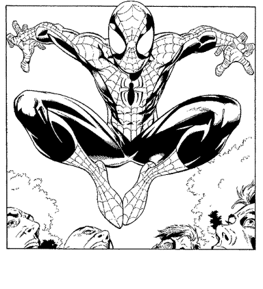 spiderman-venom-coloring-pages