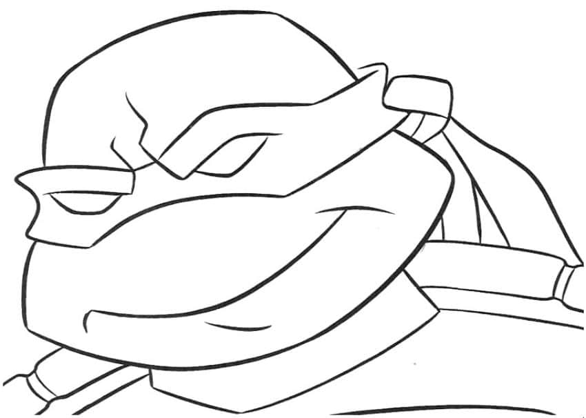 Print & Download - The Attractive Ninja Coloring Pages for Kids Activity