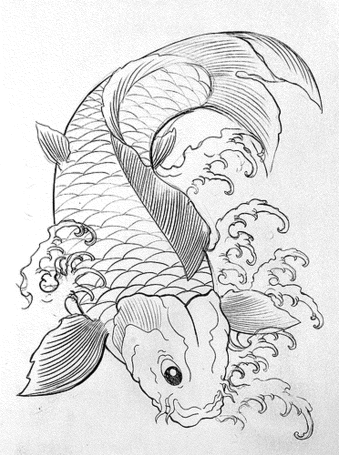tropical-fish-coloring-pages