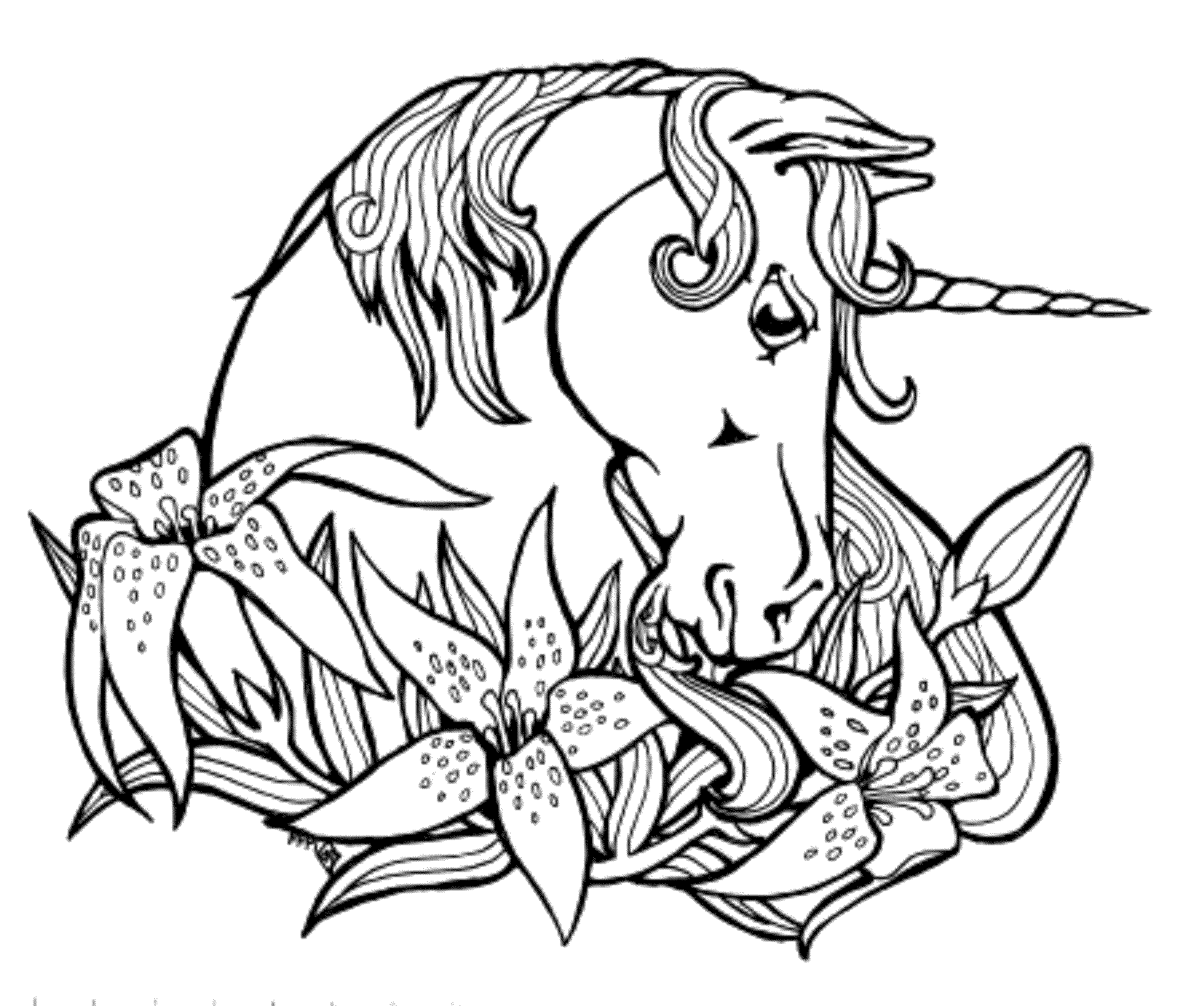 Unicorn Coloring Pages For Children Best Apps For Kids