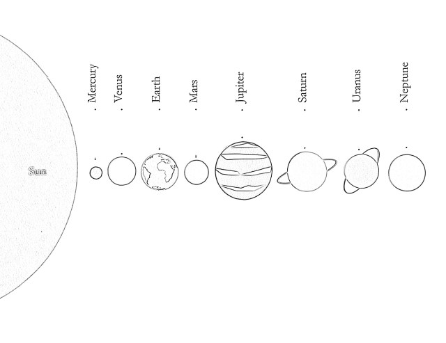 23 Free Solar System Coloring Pages for Kids  Save, Print, & Enjoy!