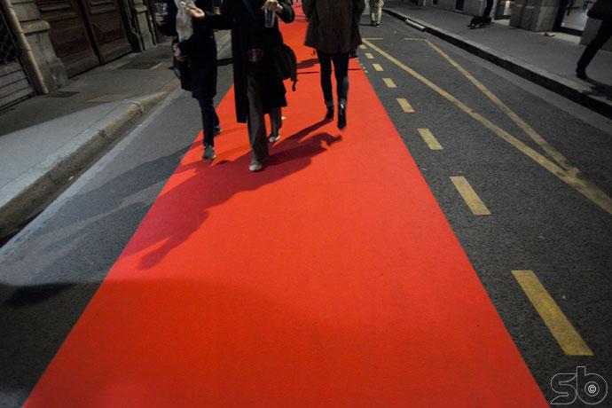 tapis rouge quartier auguste comte