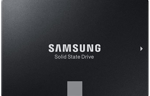 Best Internal SSD for PS4: Samsung 860 Evo