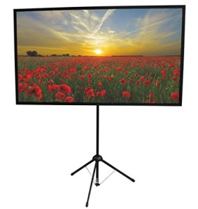 Go-60 60-inch Compact Projector Screen