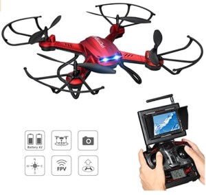 Potensic F181DH - RC Quadcopter Drone