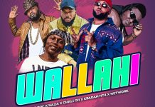 Sadiq Technic Ft. NT4 X Naza X Ghali Gh X Network - Wallahi Mp3 Download