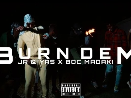 AUDIO + VIDEO: Jr & Yas - Burn Dem Ft. BOC Madaki