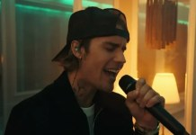 VIDEO: Justin Bieber - Off My Face (Live From Paris)