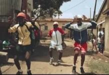 VIDEO: Eddy Kenzo - Shakamo Ft. Tribe Mark