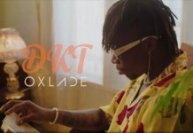 VIDEO: Oxlade - DKT Download Mp4