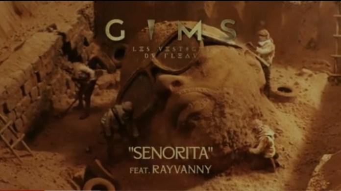 GIMS - SEÑORITA Ft. Rayvanny Mp3 Download