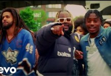 VIDEO: Bas - The Jackie Ft. J Cole & Lil Tjay