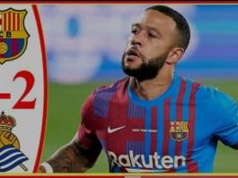 Barcelona vs Real Sociedad 4-2 All Goals Full Video Highlights HD Mp4 Download