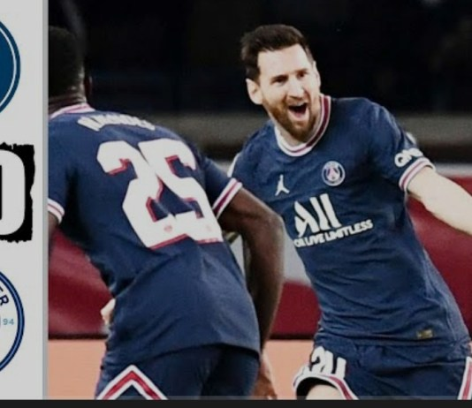 PSG vs Manchester City 2-0 All Goals Full Video Highlights HD Mp4 Download