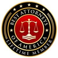 Best Attorneys Of America Lifetime Member Badge