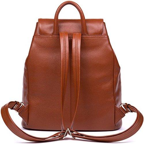 BOSTANTEN Women Leather Backpack