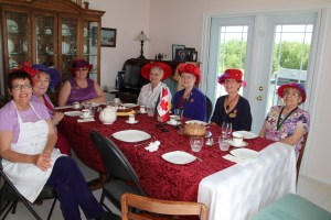 Dames Royale Luncheon