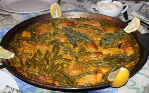 Paella valenciana best baking recipes forumfinder Images