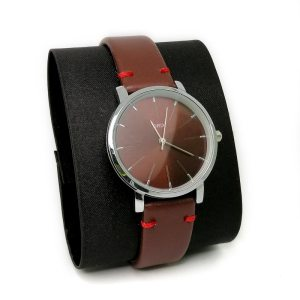 ORIX Ladies Leather Watch