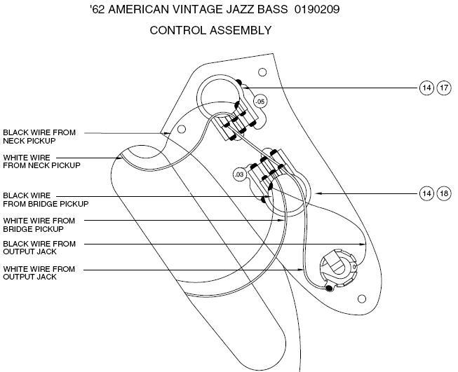 bass wiring diagrams  best bass gear