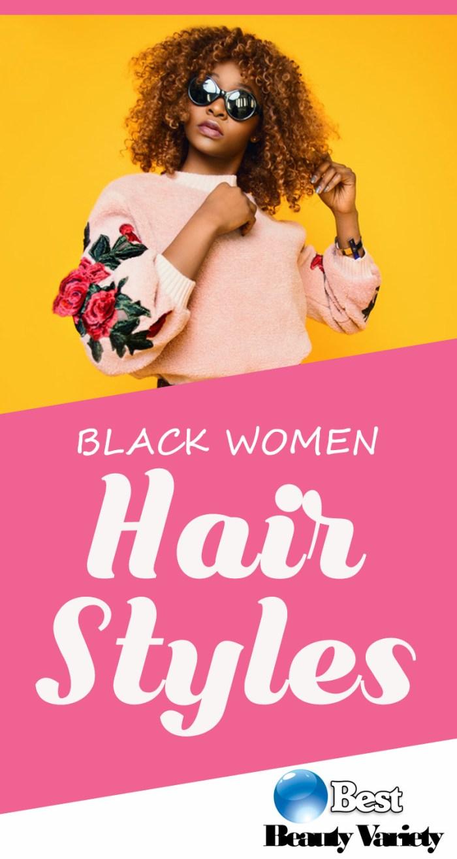 Black Women Hair Styles