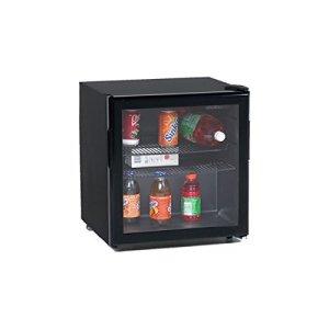 A simple small refrigerator from Avanti.