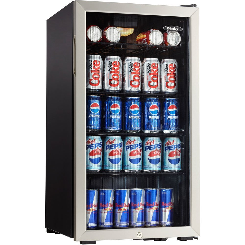 danby beer fridge - Uline Wine Cooler