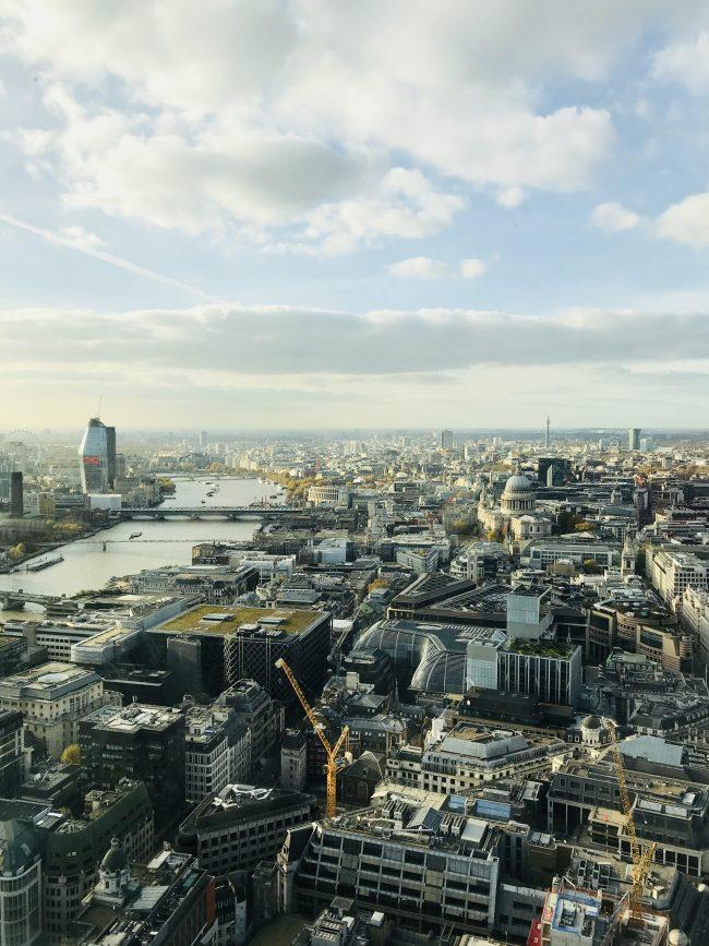 Darwin Brasserie & Sky Garden | City Of London
