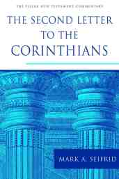corinthians commentary cover