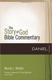 daniel commentary book cover