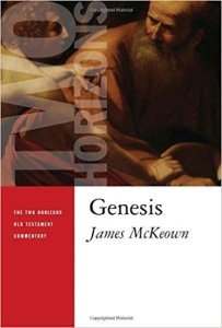 james McKeown Genesis commentary