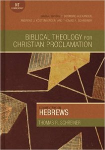 Tom Schreiner Hebrews commentary