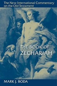 zechariah commentary book cover