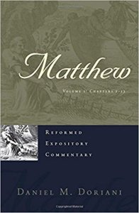 Daniel Doriani Matthew commentary