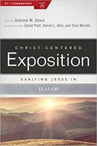 isaiah commentary book cover