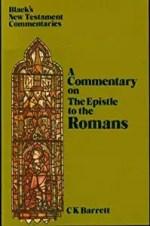blacks bible commentary romans