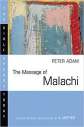 malachi commentary book cover