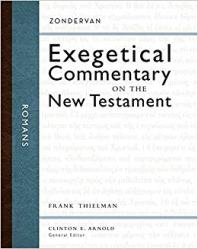 romans commentary book cover