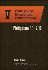 philippians commentary cover